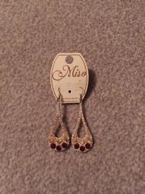 Good drop earrings - miso