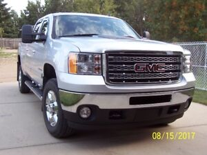 2013 GMC Sierra 2500 SLT Crew 4WD 6ft6 Box 3.73 Axle As New