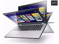 Lenovo yoga laptop touchscreen