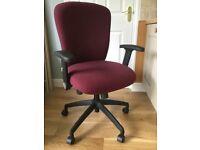 Rialto RL22 computer chair by Summit Chairs