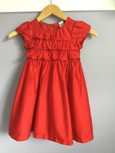Osh Kosh Toddler Size 3 Christmas Dress