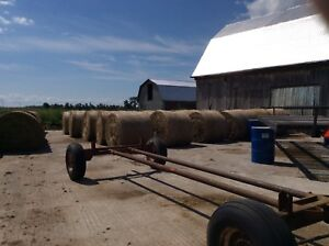 1st 2nd & 3rd cut hay for sale.