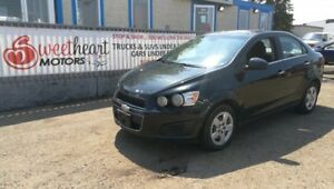 2013 Chevrolet Sonic LT Auto Sedan Free $500 gas card