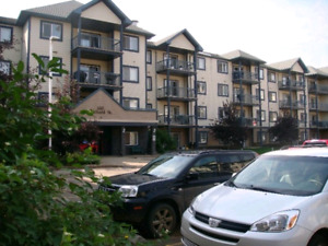 2 Bedroom, 2 Bathroom, 2 Parking Spots Condo For Rent
