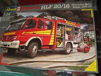 revell hlf20/16 fire engine model kit