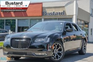 2016 Chrysler 300 S   LEATHER   PANORAMIC   LOW KM   BLACKOUT