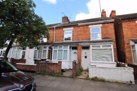 FANTASTIC 2 bedroom house NEWLY decorated with brand new UPVC double glazed windows.