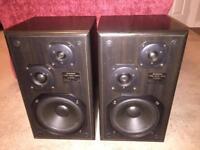 Pioneer 3 way Speaker system S-X550