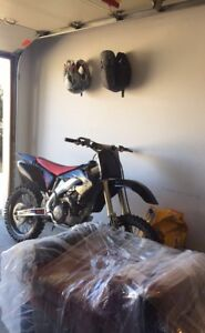 2003 CRF 450 R Dirt Bike