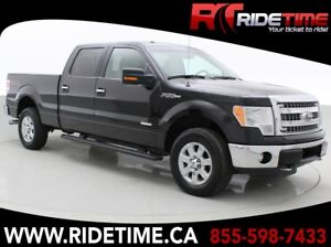 2014 Ford F-150 XLT XTR 4WD - SuperCrew, Leather, 3.5L EcoBoost