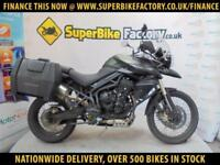 2012 62 TRIUMPH TIGER ABS