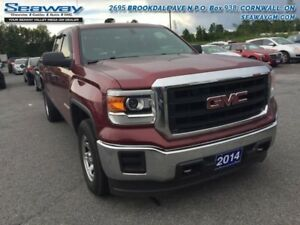 2014 GMC Sierra 1500 Base  -  Power Doors -  Cruise Control - $1