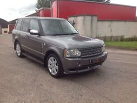 24/7 Trade sales NI Trade Prices for the public 2007 Land Rover Range Rover Vouge 3.6 TDV 8 HSE
