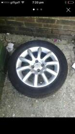 Set of alloys 16""