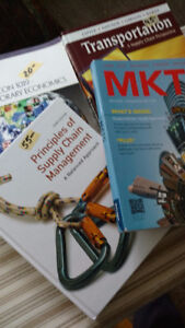 College books, Supply Chain, Business ...