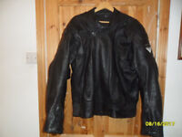 Frank Thomas leather jacket size XL