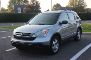 2007 Honda CR-V, 4x4 , fully loaded (Excellent condition)
