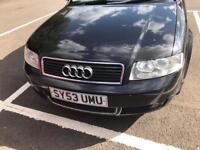 Audi A4 2.4 V6 sale or swap