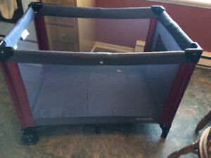 Playpen, Great Condition-Folds, Compact, Great anywhere