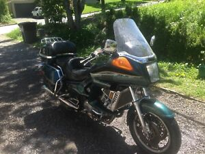 Yamaha venture royale 1200