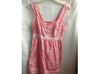 Fat face ladies size 8 summer top