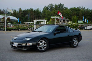 1990 Nissan 300ZX Z32 Naturally Aspirated 2+0 Coupe (2 door)