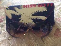 Miss sixty designer sun glasses