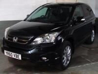 Nov 2010 HONDA CR-V 2.2i-DTEC EXECUTIVE 4x4 Climate * SAT.NAV * Rev.Cam * Xenons