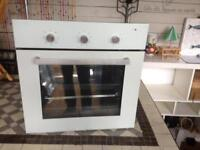 This is an IKEA fan oven in cream also a 4 ring gas hob both new