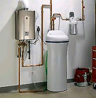 Water softener Installation and service