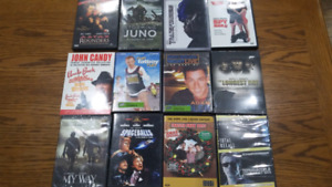 Assorted DVD's - $10