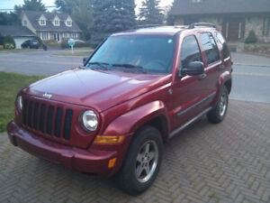 2005 Jeep Liberty Rocky Mountain Special Edition VUS