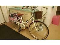 Girls/ladies retro bike