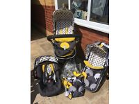 Cosatto Giggle 2 complete Travel System Pram