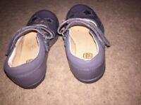 Girls shoes mixture of sizes