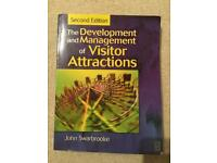 The development and management of visitor attractions- JOHN SWARBROOKE