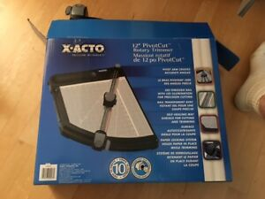 X-ACTO 12' Pivot Cut Rotary Trimmer