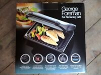 George Foreman Grill - as new, unused in box