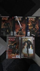 Marvel Ultimate X-Men Comics (Issues 29-33)
