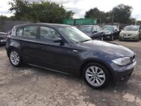 BMW 120 2007/56 2.0TD MY D SE DIESEL - MANUAL - 1 PREVIOUS OWNER - LONG MOT