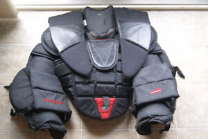 Senior Goalie Chest Protector