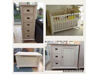 Kidsmill nursery furniture