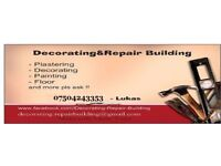 Painting decorating plastering