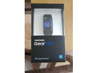 Samsung Gear Fit 2 - Large- Black *Brand new & Sealed*