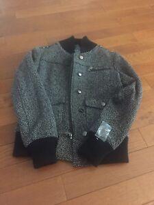 Lady Dutch Wool coat size small