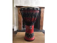 Toca djembe drum collection only