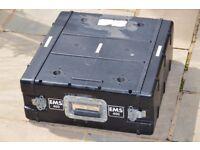 3U Flightcase - standard depth (400) EMS modular