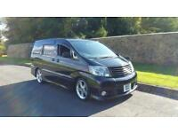 TOYOTA ALPHARD 2.4 AS AUGUST 2002 8 SEATS - UK REGISTERED
