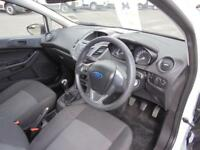 Ford Fiesta 1.5 Tdci Van DIESEL MANUAL WHITE (2014)