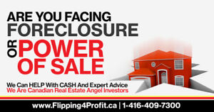 Avoid Power of Sale & Foreclosure in Chatham